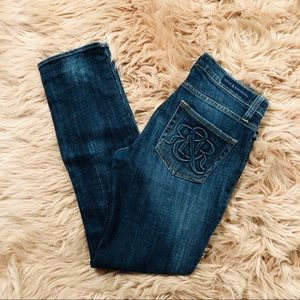 Rock and Republic low rise jeans